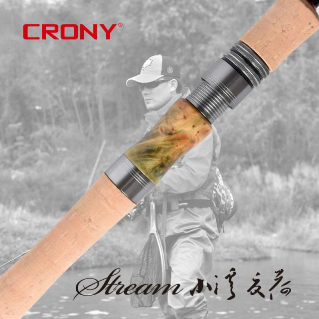 Crony Stream Trout Ultralight 602UL (Inside)