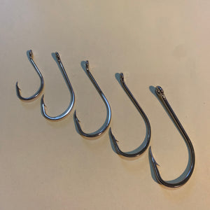 2 X Suicide Octo beak hook Packs
