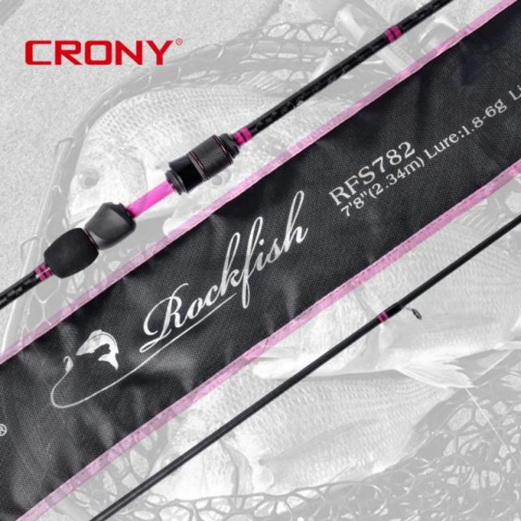 Crony Bream Special Ultra-light 782 (Inside)