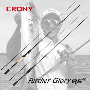 Crony Further Glory Spin/cast(Inside/Outside) 2019