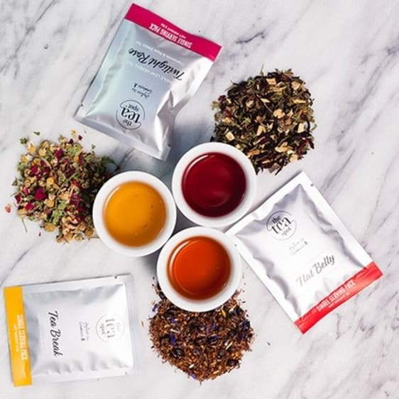 Gentle Tea Cleanse Sampler