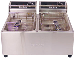 Birko 1001002 Fryer double