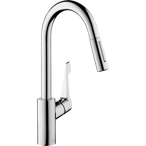 Oliveri 14803003 Hansgrohe Cento Variarc XL Pull Out Spray Mixer
