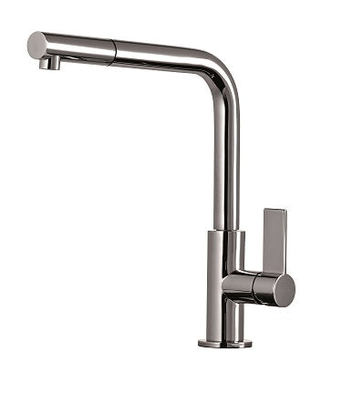 Gessi Tapware Emporio Kitchen Mixer With Pull Out 17053