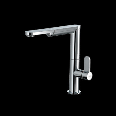 Gessi Tapware Emporio Kitchen Mixer With Pull Out 17073