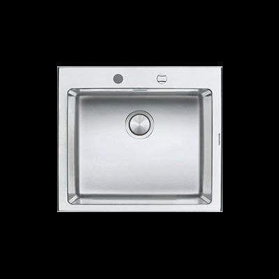 Barazza 1LB061 B_Open Stainless Steel Sink