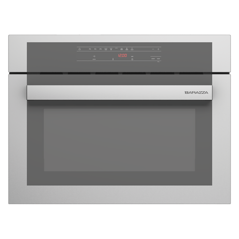 Barazza 1FVCFY COMBI STEAM OVEN BUILT-IN TOUCH CONTROL