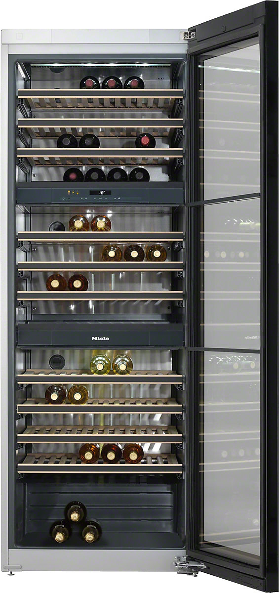 Miele KWT 6831 SG Refrigeration Freestanding Wine Conditioning Unit