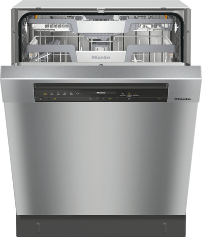 Miele G 7314 SCU CLST Autodos Built-under Dishwasher