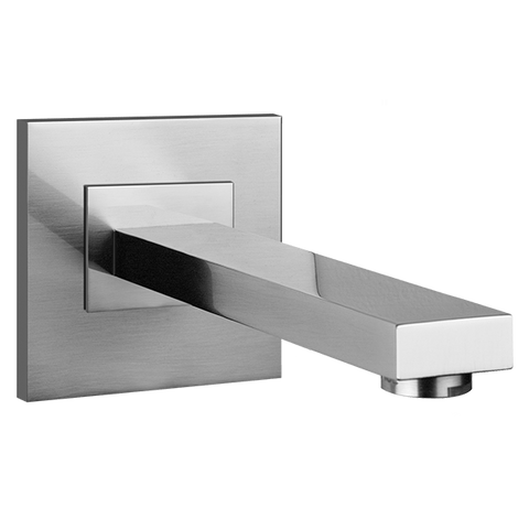Gessi 20120 Rettangolo Chrome K Bath Spout