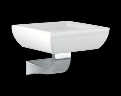 Gessi Mimi Accessories Wall Mounted Soap Holder 33202