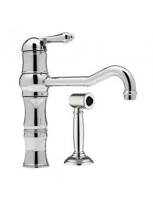 Nicolazzi 3479WS Single Hole Lever Kitchen Sink Mixer