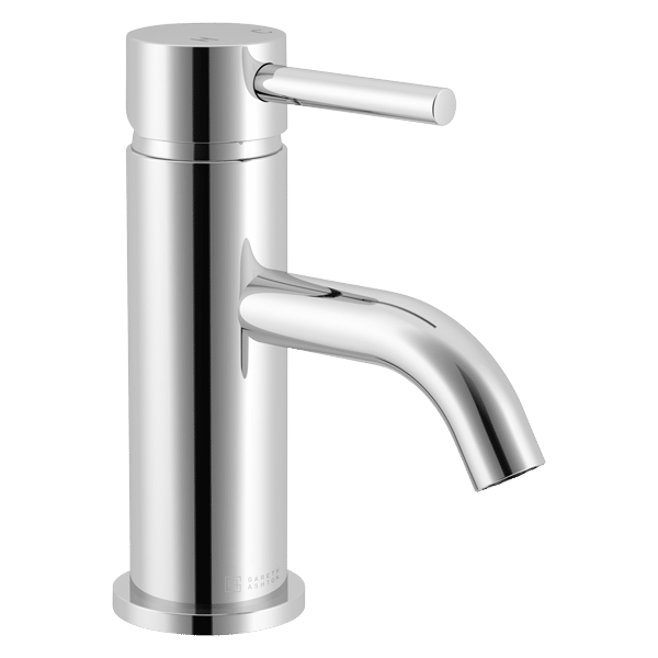 Gareth Ashton 3B1-C Lucia Basin Mixer With Curved Spout