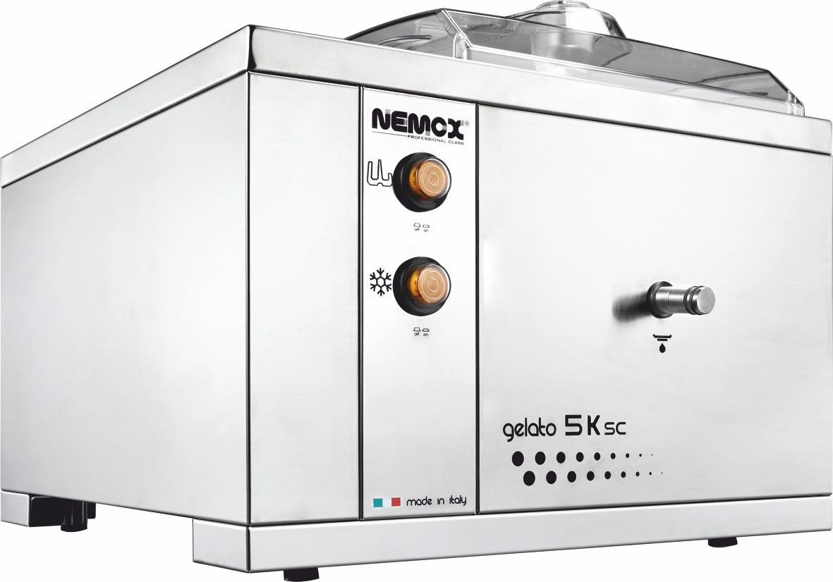 Nemox Gelato 5K SC Ice Cream Machine