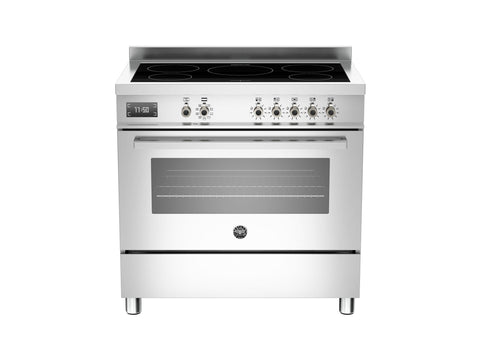 Bertazzoni PRO90 5I MFE S 90cm Induction Top Cooker