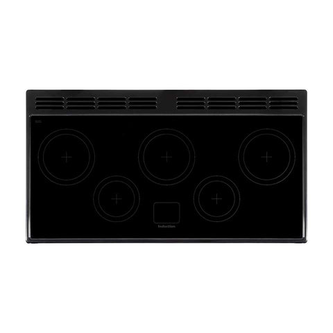 Falcon CLA110EI5BL/CH Classic 110cm Upright Induction Cooker