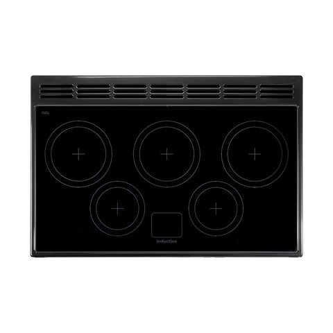 Falcon CLA90EI5CR/CH Classic 90cm Upright Induction Cooker