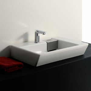 Parisi AC490 Bench basin 655mm