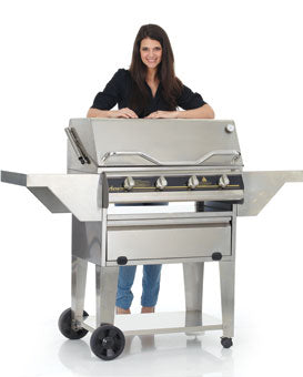 Aero 4 Burner Barbecue 97020 / 420
