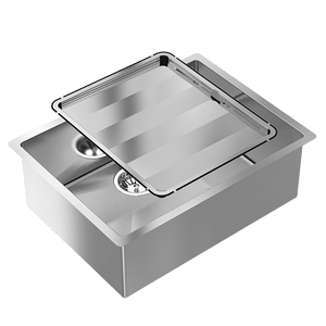ABEY PIAZZA Stainless Steel Sinks CR540