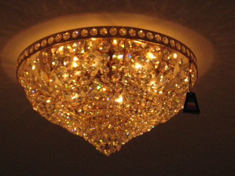 Strass Swarovski Crystal Chandelier DL840