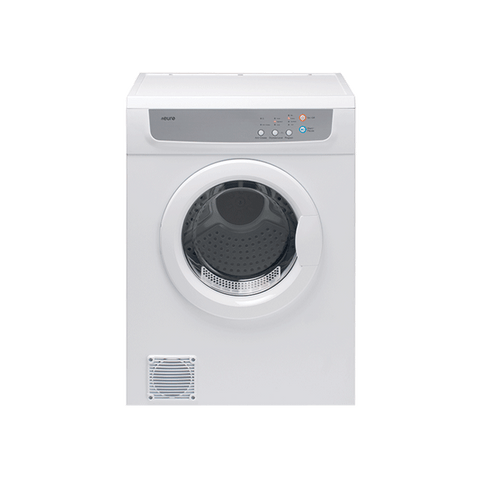 Euro Appliances E7SDWH 7Kg Wall Mountable Sensor Clothes Dryer