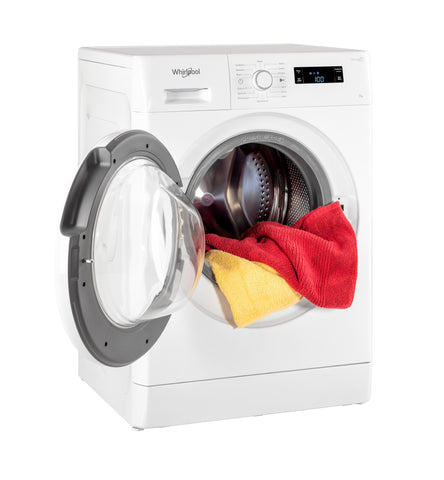 Whirlpool FDLR70210 7Kg FreshCare Front Loader Washing Machine