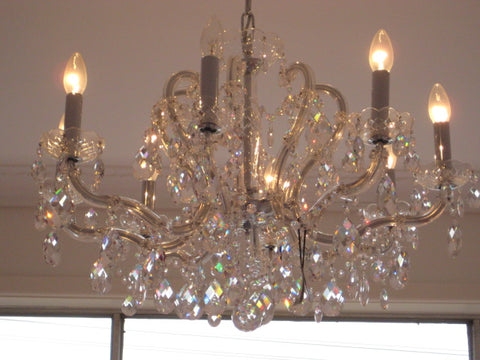 Strass Swarovski Crystal Chandelier MT110118