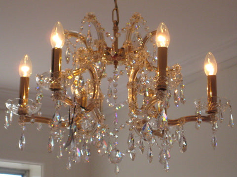 Strass Swarovski Crystal Chandelier MT1134