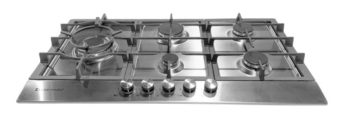 Kleenmaid GCT9012 90cm Gas Cooktop