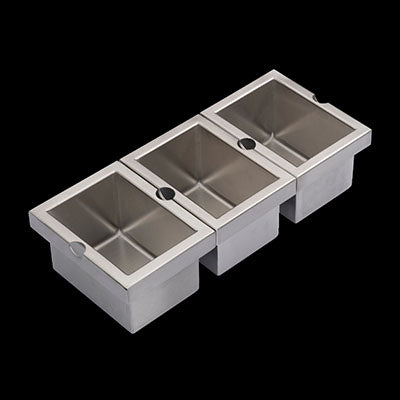Abey Canale Preperation Island Accessories Prep Container PA005