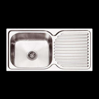 ABEY PROJECT SQUARELINE Inset Sink PR100L/R Plus