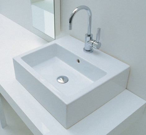 Parisi FL50521/A Acquagrande 600mm bench basin