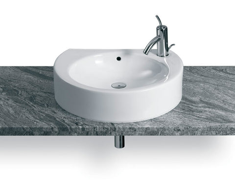 Roca 3-27562/1L Happening Counter Top/Wall  basin