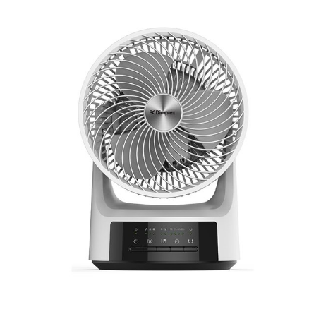 Dimplex DCACE20 Air Circulator with Electronic Controls and Timer