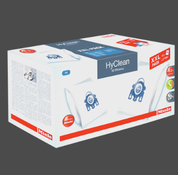 Miele HyClean GN 3D XXL Dustbags Pack