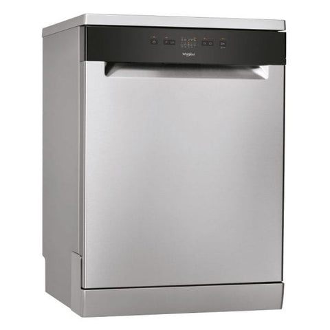 Whirlpool WFE2B19XAUS Stainless Steel Dishwasher