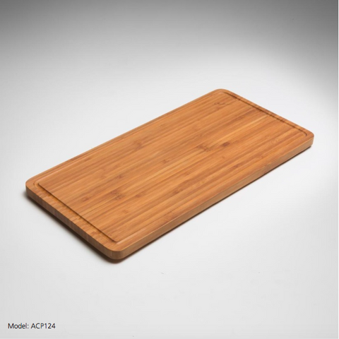 Oliveri ACP124 Apollo Bamboo Chopping Board