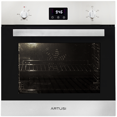 Artusi AO601X 60cm stainless steel electric oven
