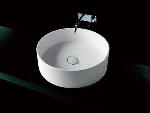 Kaskade S2-400mm Bowl Bench Mounted Basin