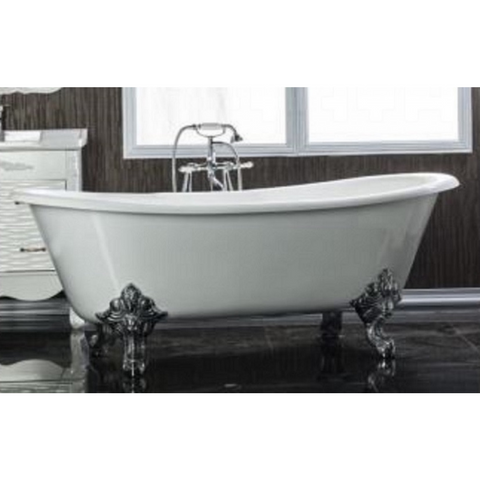 Canterbury CST/CIB/YEOMAN18 1800mm Standard Double Slipper Bath