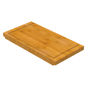 Abey CBB210PZ Sink Accessories Bamboo Small Cutting Board
