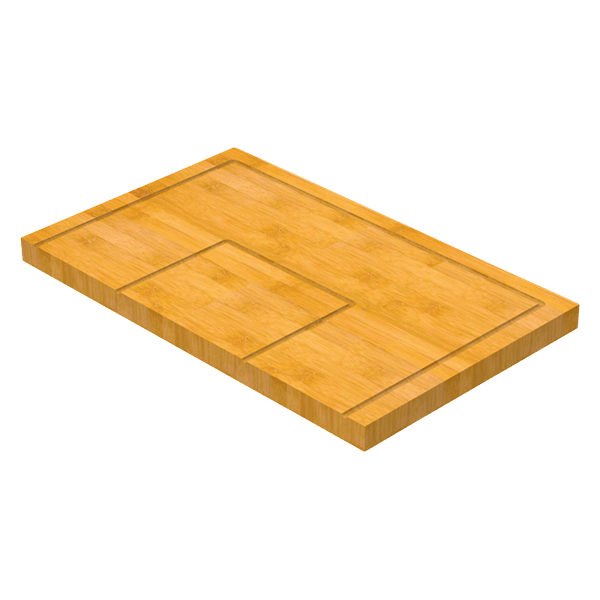 Abey CBB250PZ Sink Accessories Bamboo Cutting Board