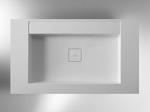 Kaskade COMO-900mm Wall Hung Basin