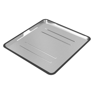 Abey DT-05 Sink Accessories Stainless Steel Drain Tray