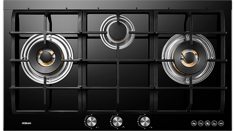 Robam JZ(T/Y)-B310 3 Burner Glass Cooktop