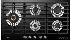 Robam JZ(T/Y)-B510 5 Burner Glass Cooktop
