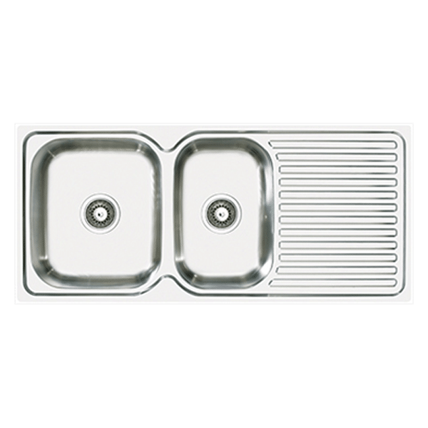 Abey EN180L/R Entry Stainless Steel Sink