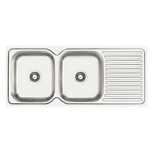 Abey EN200L/R Entry Stainless Steel Sink