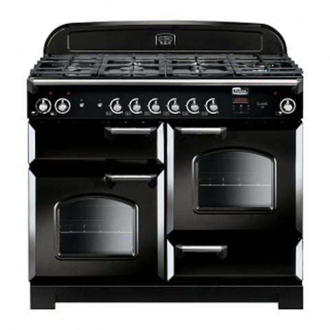 Falcon CLA110NGFBL/CH Classic 110cm Upright Gas Cooker